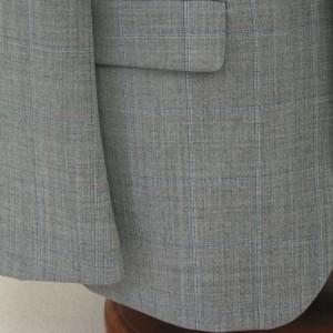袖釦4個・ナット釦バイカラー(Custom)
