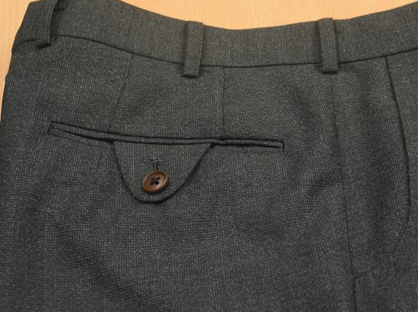 Cu|両玉・ベロ付きポケット