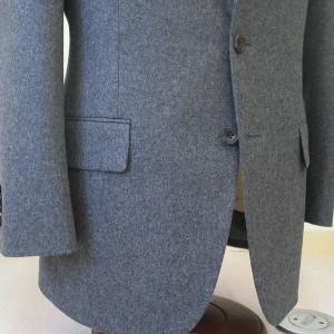 フランネル・フタ付きポケット(Custom)