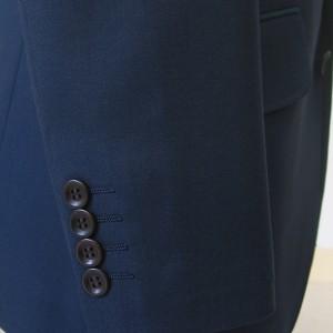 袖釦4個・ナットボタン(Ex-made)