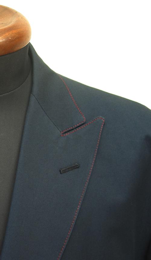 Ex|赤色糸ステッチ