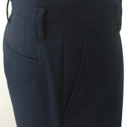 パンツの脇に付けられているポケットで、いくつかの種類の中からハンカチなどものを入れる機能性重視で選んだり、デザイン重視で選ぶなど。オーダーパンツでは、お好みのデザインをセレクトできます。