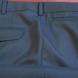 横切りポケット(Custom)