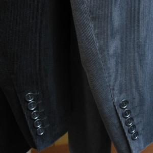 袖釦5個・指定で無料対応(Ex-made)