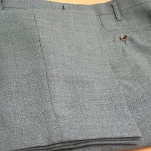 パンツ裾W・サマーツイード(Ex-made)