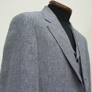アメトラ・リネン3ピーススーツ(Custom)