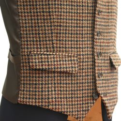 ベスト(ウエストコート)で選べる胸ポケット、腰ポケットのデザイン。ビジネス標準のデザインから、ツイードやフラノ、コットンやリネンに合わせたいオッドベストに向いたデザインまで。