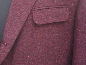 春夏ジャケットにおススメな胸ポケットデザイン