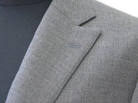 セミノッチ衿の角度調整