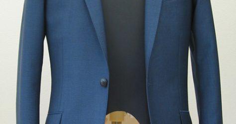 ショートタイトスーツ・シングル1釦