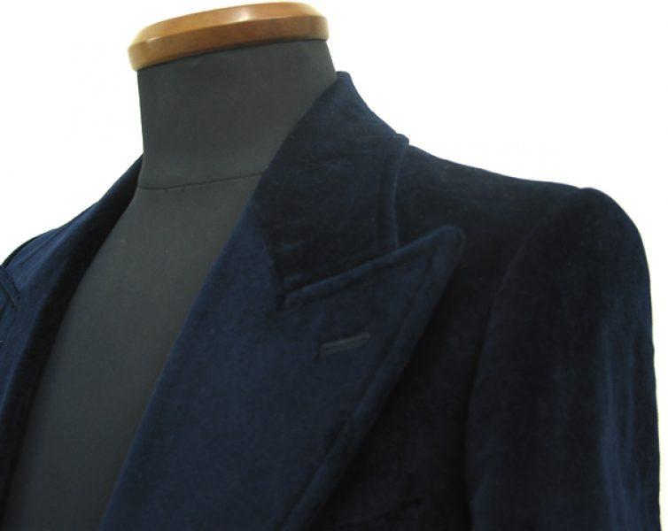 ビスポーク|衿巾11cmピーク衿
