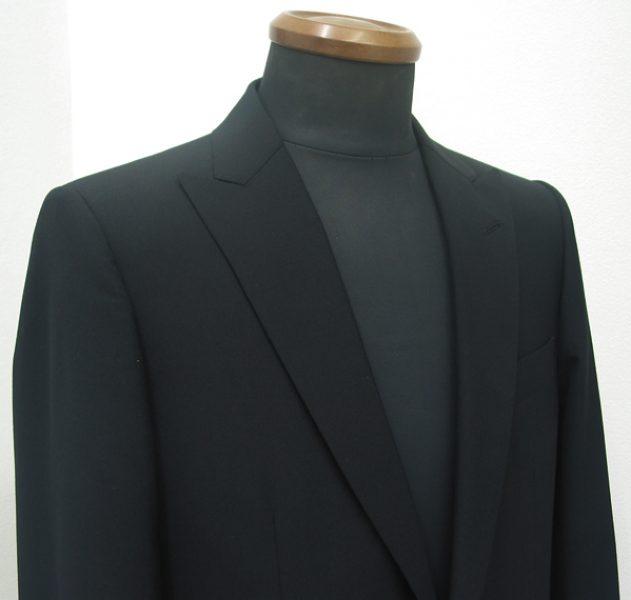 ブリティッシュスーツ ピーク衿