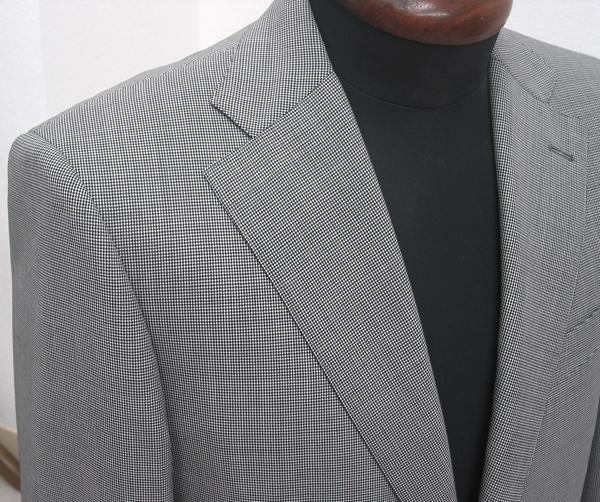 カスタムラインクラシコ・2釦ノッチ衿