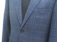 クラシコスーツ2釦・胸ポケット本バルカ