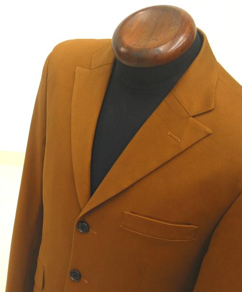 カラードコットンもオーダー素材なら色数も豊富。さらに寸法調整、デザインオプションなどへのご対応もお好み(…)