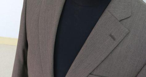 クラシコタイプラペル ノッチ衿