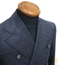 ビスポーク・クラシコ|ノッチ衿巾11cm