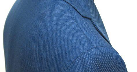ナポリクラシコ・ショルダーライン・雨降り袖