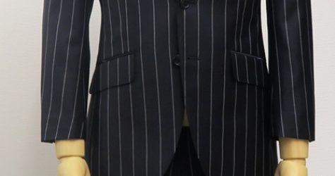 ブリティッシュ・シングル2釦スーツ
