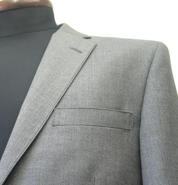 タイトクラシコラペル・箱ポケット(Ex-made)