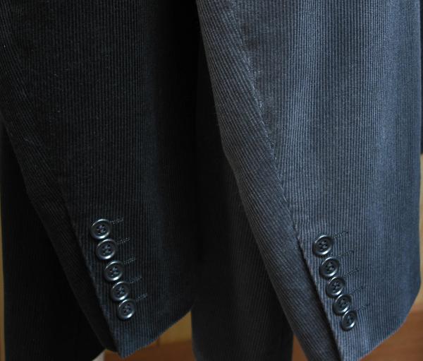 袖釦5個(ご指定で無料対応)(Ex-made)