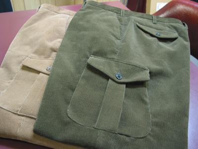 カーゴポケット(+¥3000)